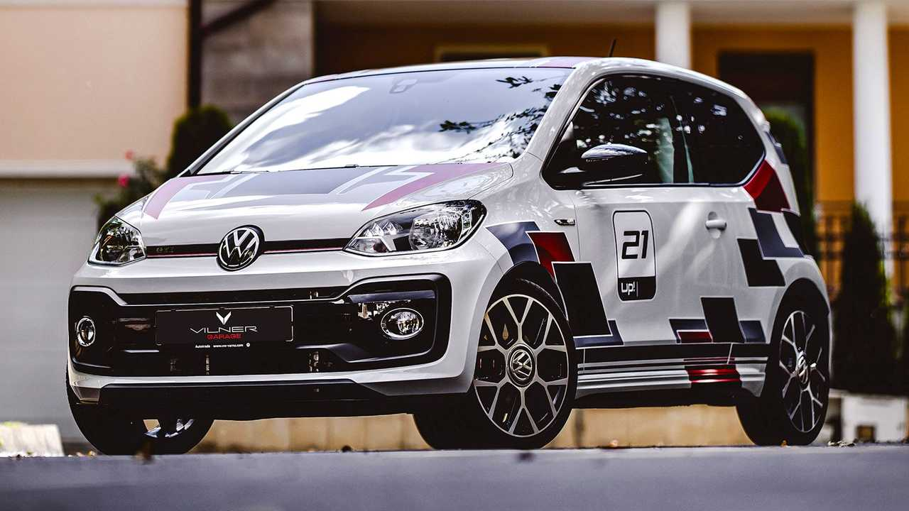 VW Up by Vilner Garage