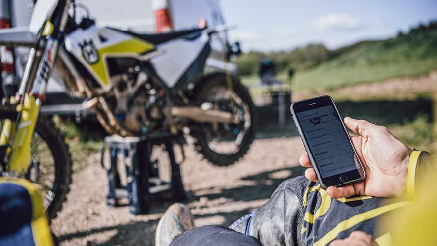 Husqvarna Introduces Tuner App For 2021 Dirt Bikes