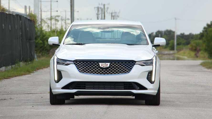 2020 Cadillac CT4 Premium: Artı ve Eksiler