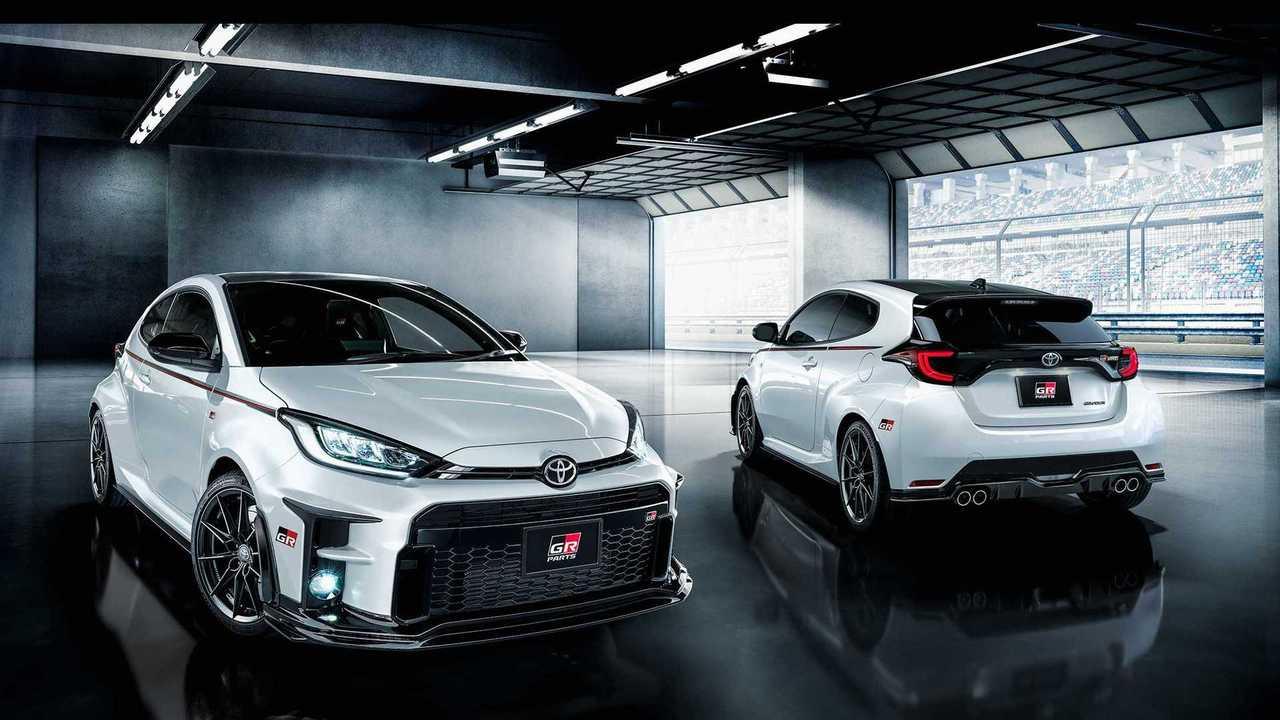 Kit Toyota GR Yaris par Gazoo Racing