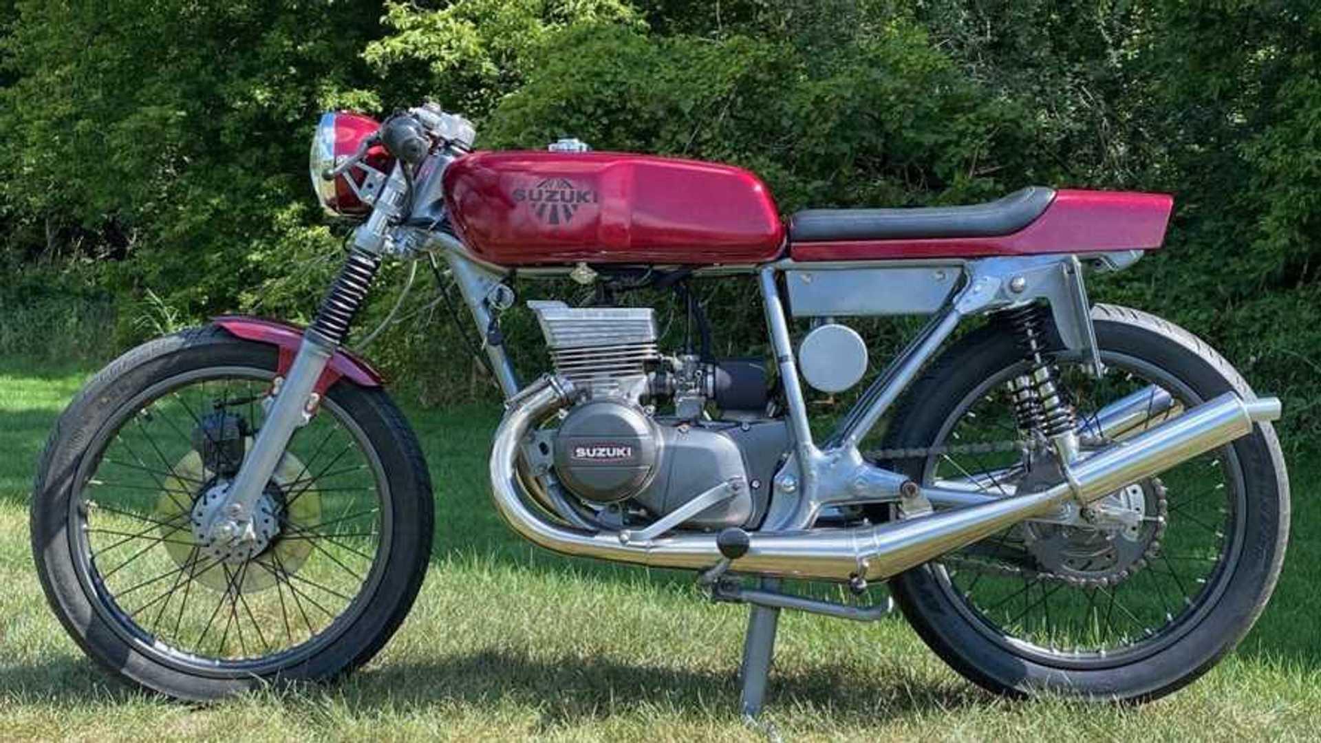 Suzuki GT185 Full Engine Replacement Gasket Set