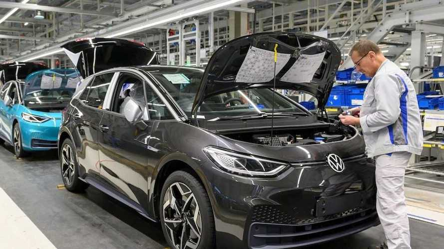Volkswagen a sorpresa: batterie allo stato solido nel 2025