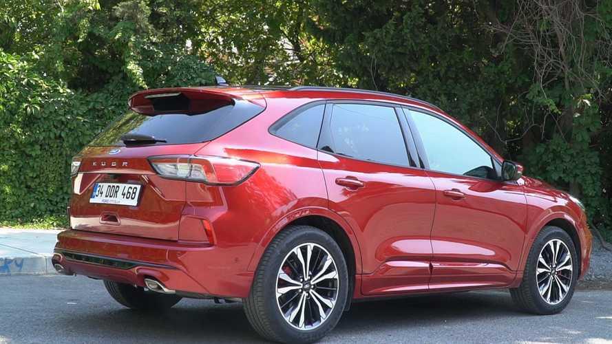 Ford Kuga'nın akıllı dört çeker sistemi hem verimli hem kabiliyetli