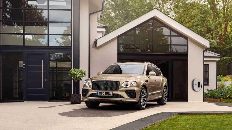 Bentley Presents New Bentayga Hybrid (PHEV)