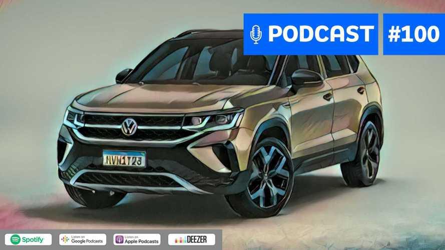 Motor1.com Podcast #100: Os lançamentos para 2021