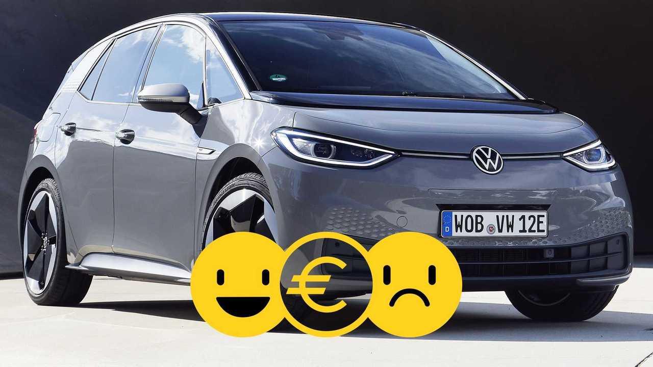 Volkswagen ID.3 promo gennaio 2021
