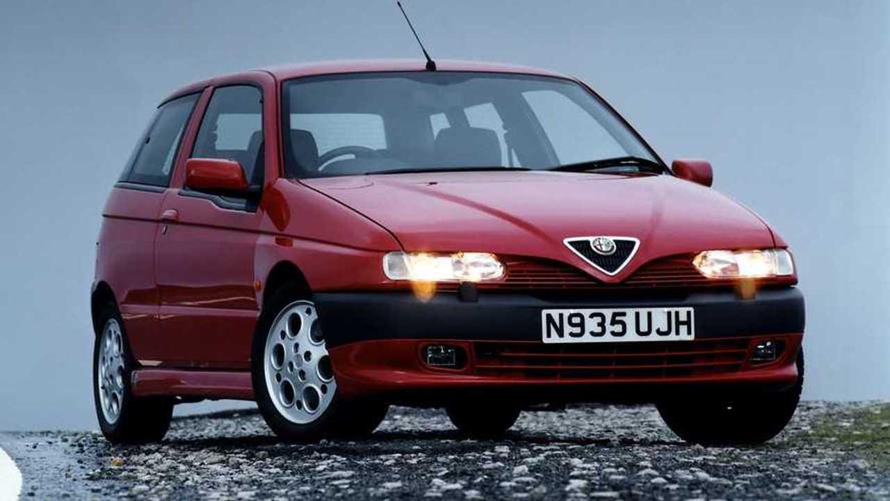 Alfa Romeo 145 y 146