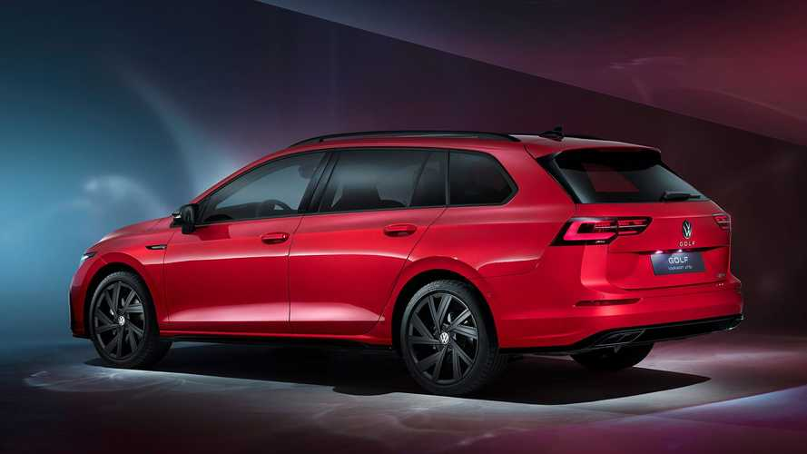 2021 Volkswagen Golf Variant, Alltrack Debut With Space To Spare