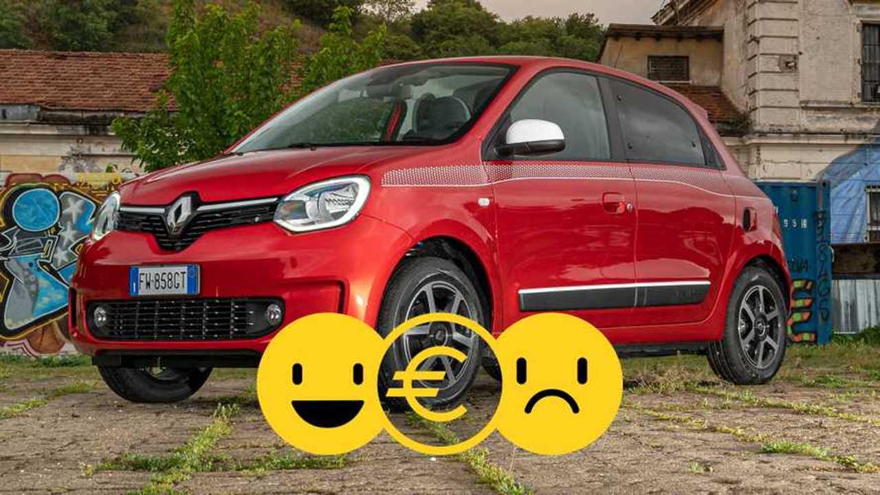 Promozione Renault Twingo Duel SCe