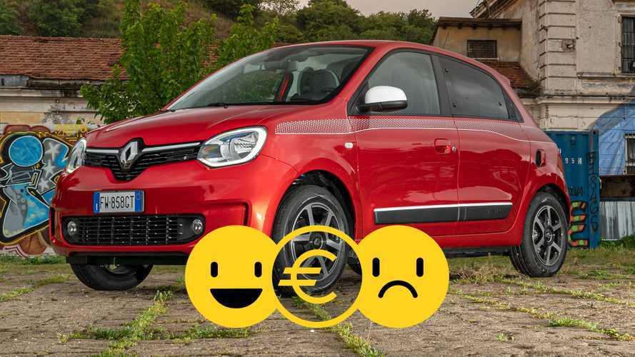 Promozione Renault Twingo Duel SCe, perché conviene e perché no