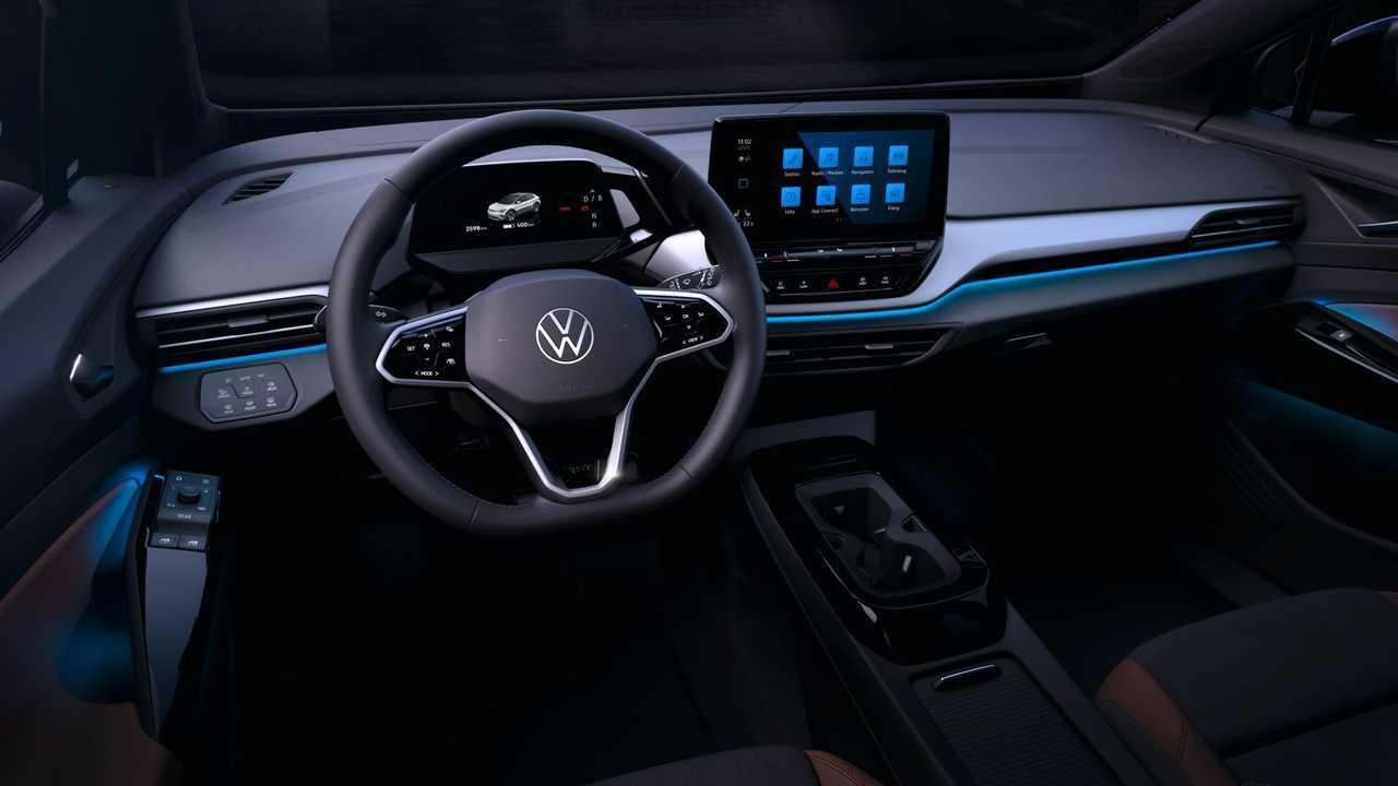 Volkswagen ID.4 Foto di cabina