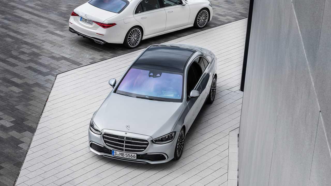 Exterior para Mercedes-Benz S-Class