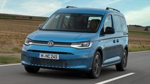 VW Caddy California (2021)