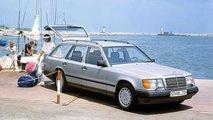 Mercedes S 124: Das zweite T-Modell wird 35
