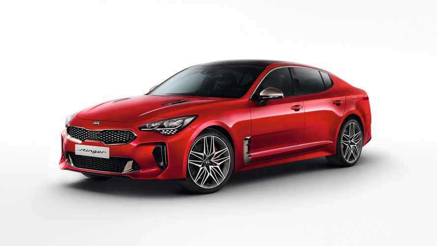 Refreshed Kia Stinger GT S costs £42,595