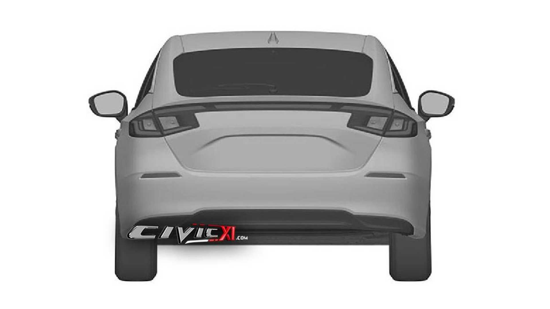 honda-civic-11th-generation-design-trademark-back