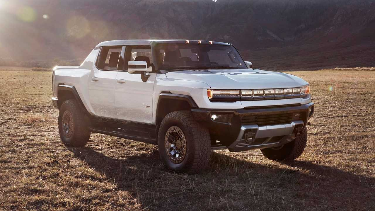GMC Says Dealers Won't Be Allowed To Mark Up Hummer EV Price