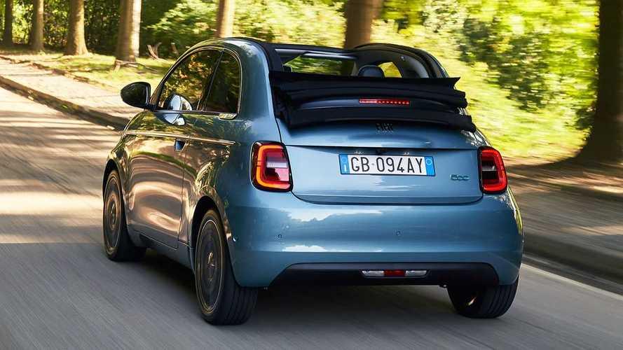 Fiat 500 elettrica: due nuovi premi da Francia e Regno Unito