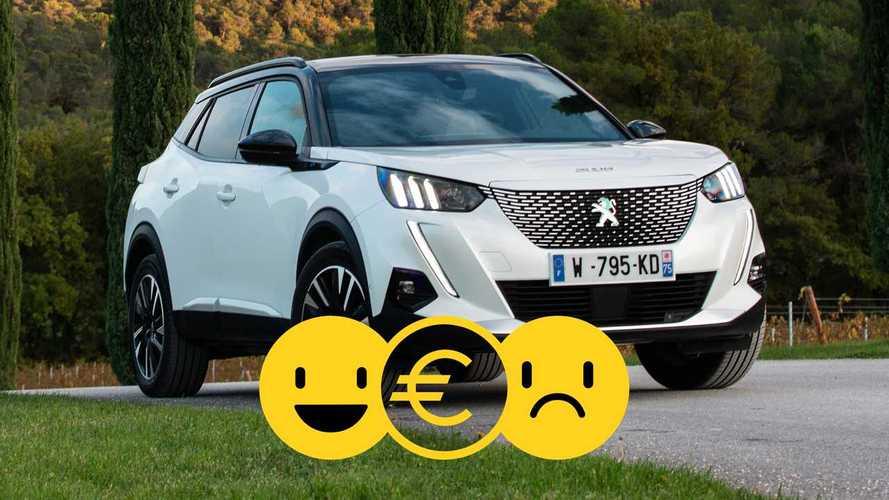 Promozione Peugeot e-2008, perché conviene e perché no