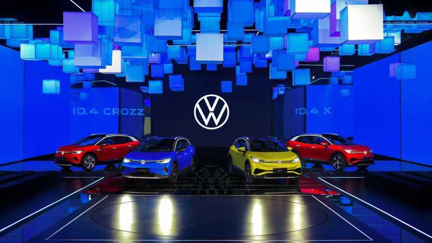 SAIC Volkswagen ID.4 X