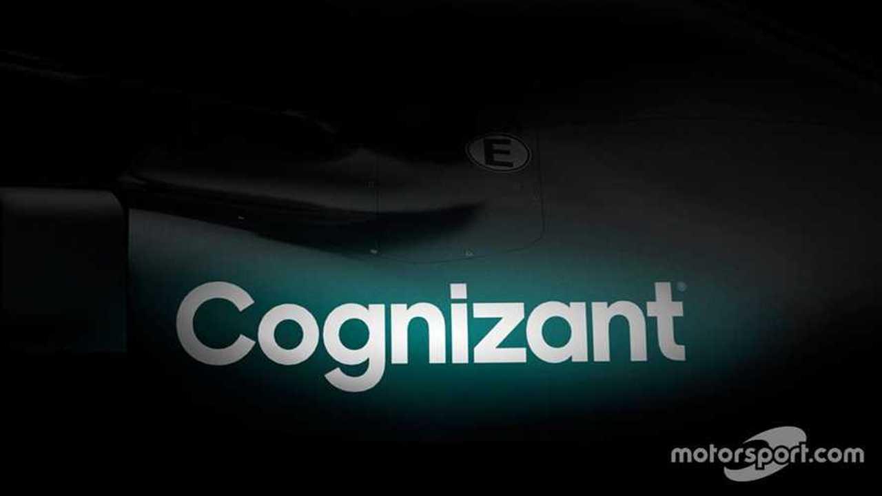 Aston Martin Cognizant F1 Team logo