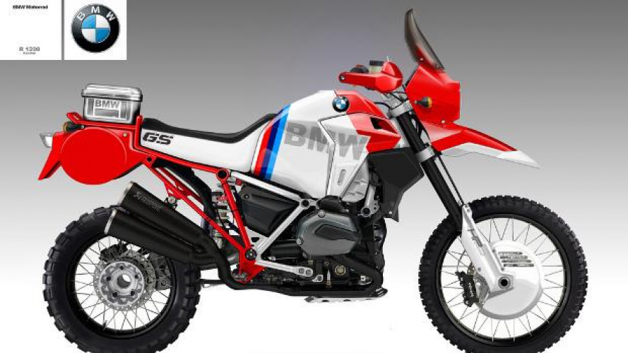 BMW R 1200 GS Gaston by Oberdan Bezzi: sognando la Dakar
