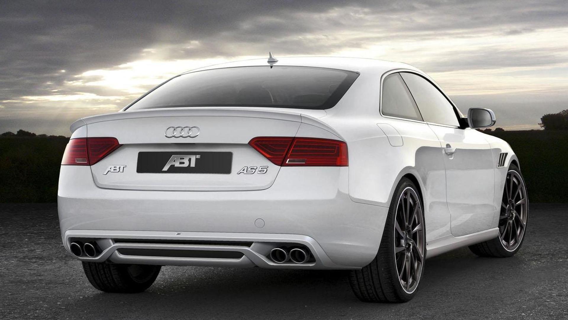 Abt Audi AS5 revealed