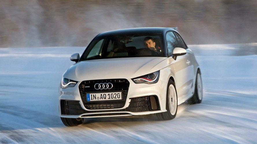 Audi A1 quattro priced at £41,020 OTR