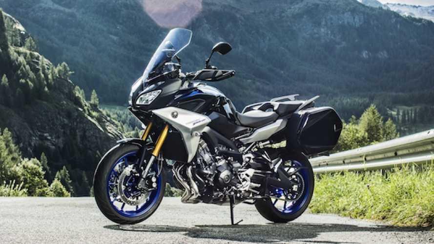 Yamaha Tracer 900 e 900 GT 2018: ecco i prezzi