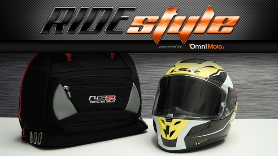 RideStyle: casco LS2 Arrow C EVO [VIDEO]