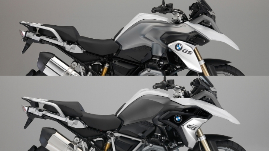 BMW R 1200 GS 2017 Vs. 2016: come e dove cambia?