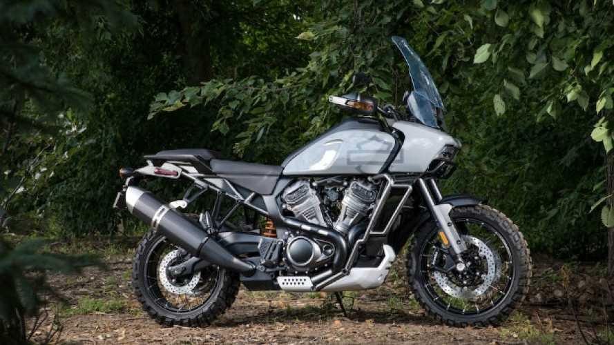 Harley-Davidson: le prime immagini del nuovo motore