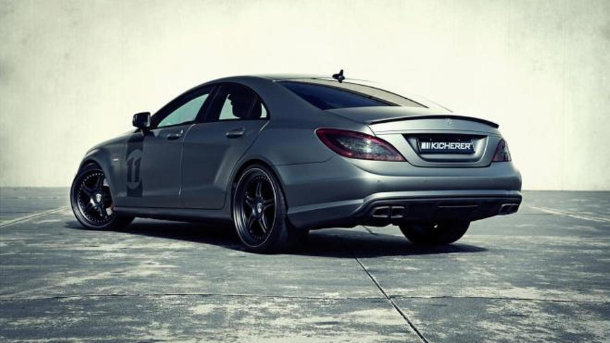 Mercedes CLS 63 AMG Yachting by Kicherer