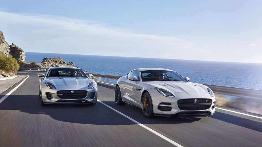 Next Jaguar F-Type could go electric