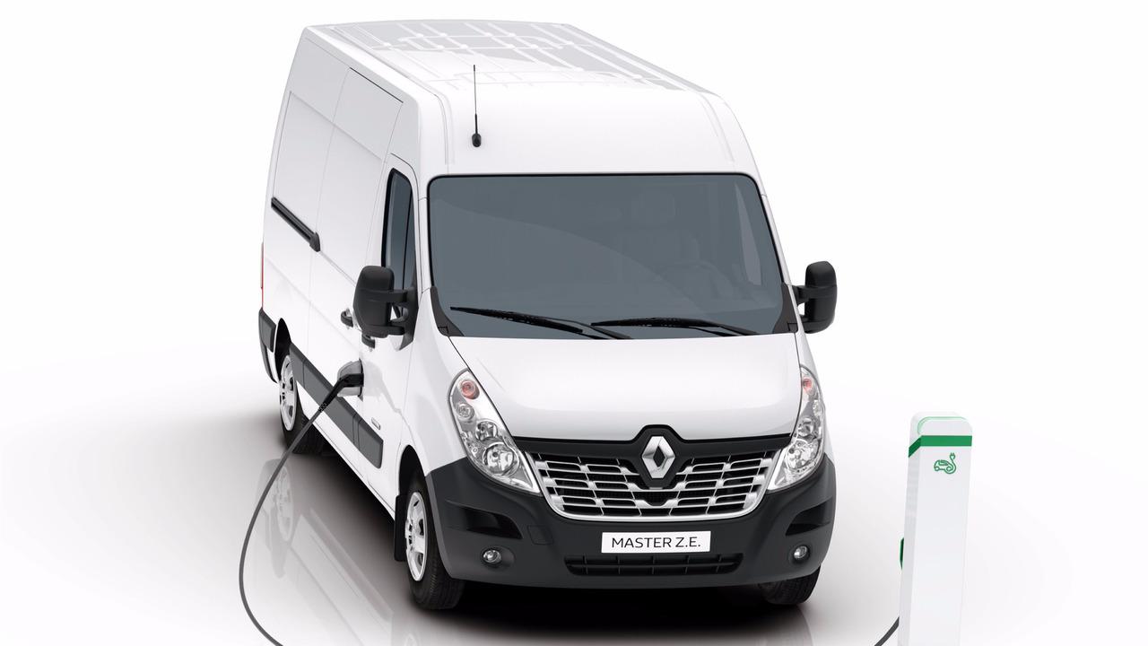 Renault Master électrique