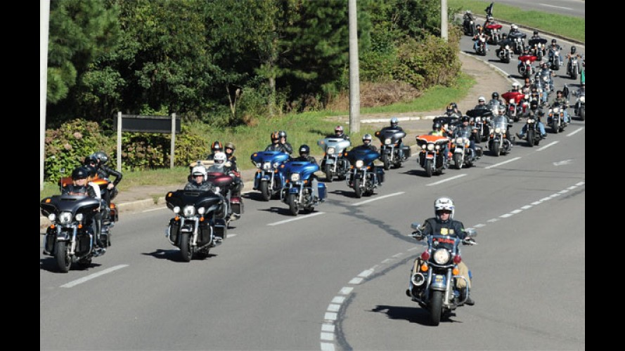 National Harley Owners Group Rally 2015 acontecerá em Caldas Novas (GO)