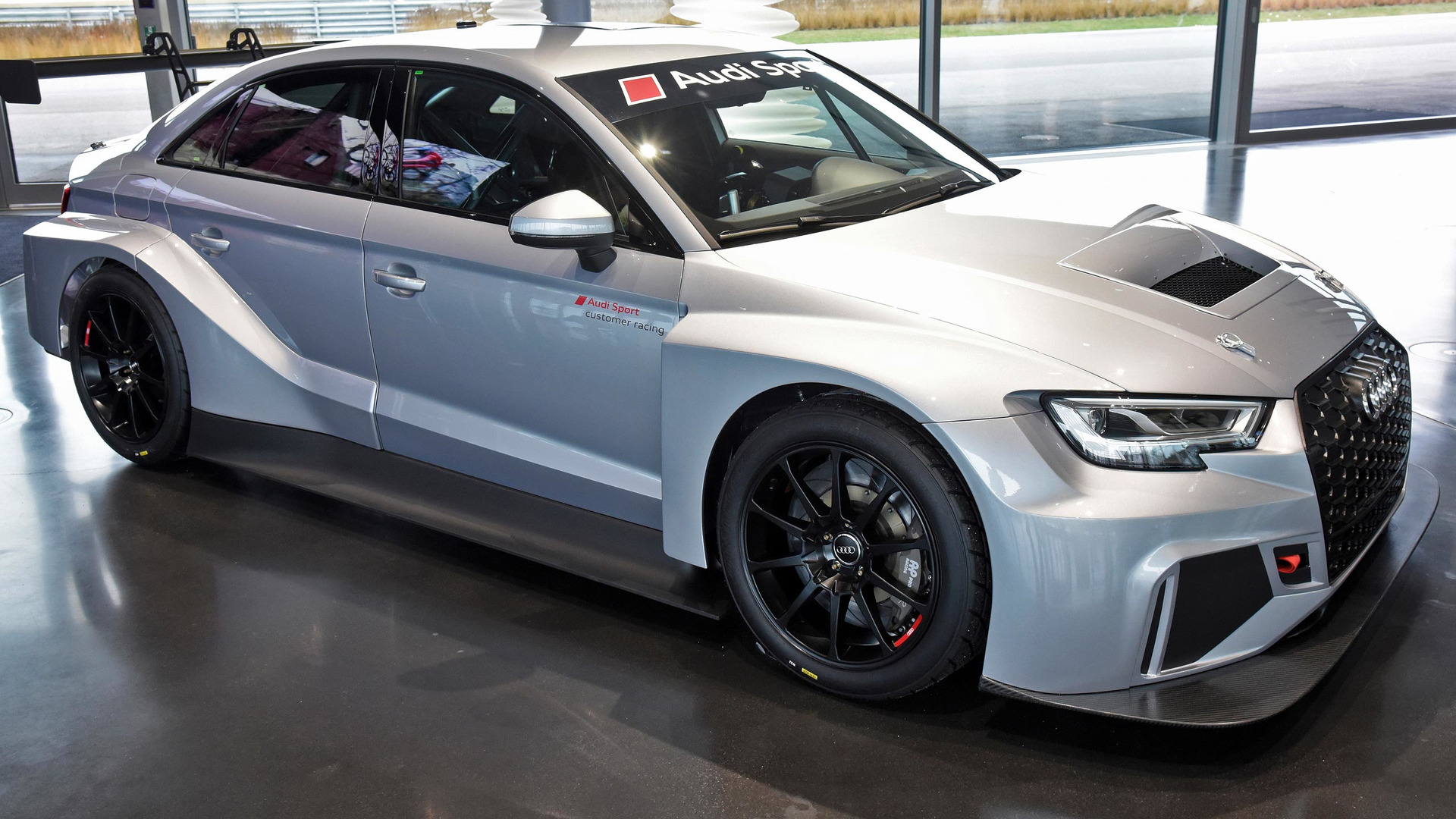 You Can Now Get Audis RS Race Car Thats Slower Than The Street Car - Audi rs3