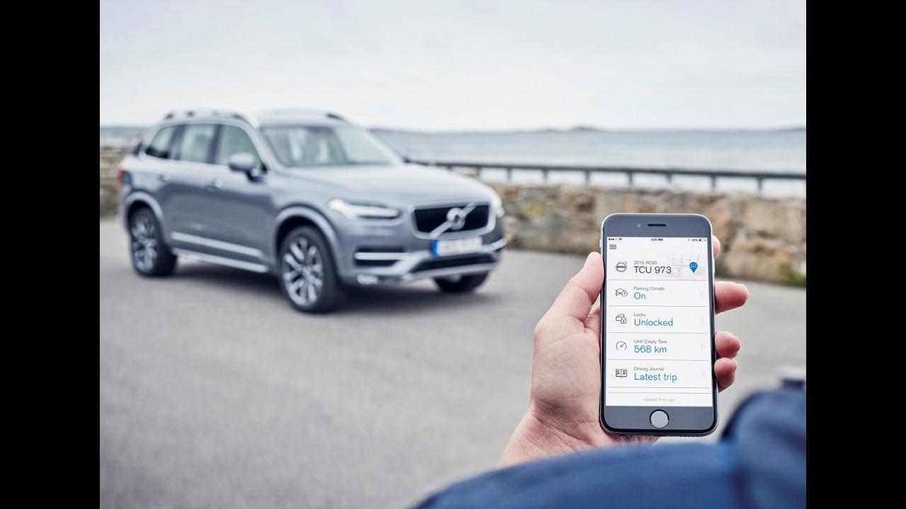 Volvo On Call: sistema de monitoramento completa três anos no Brasil