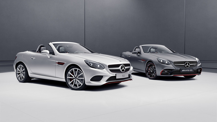 Mercedes-Benz SLC Facing The Axe?
