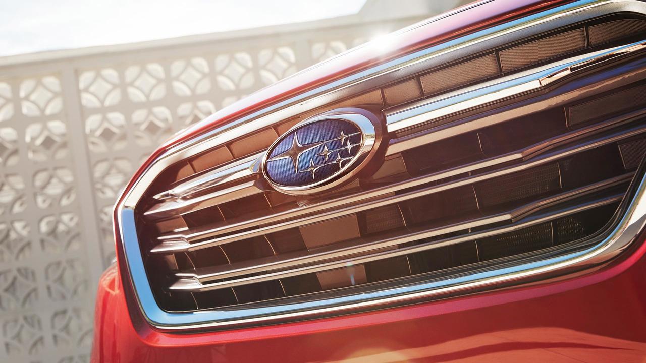 2018 Subaru Legacy Refresh