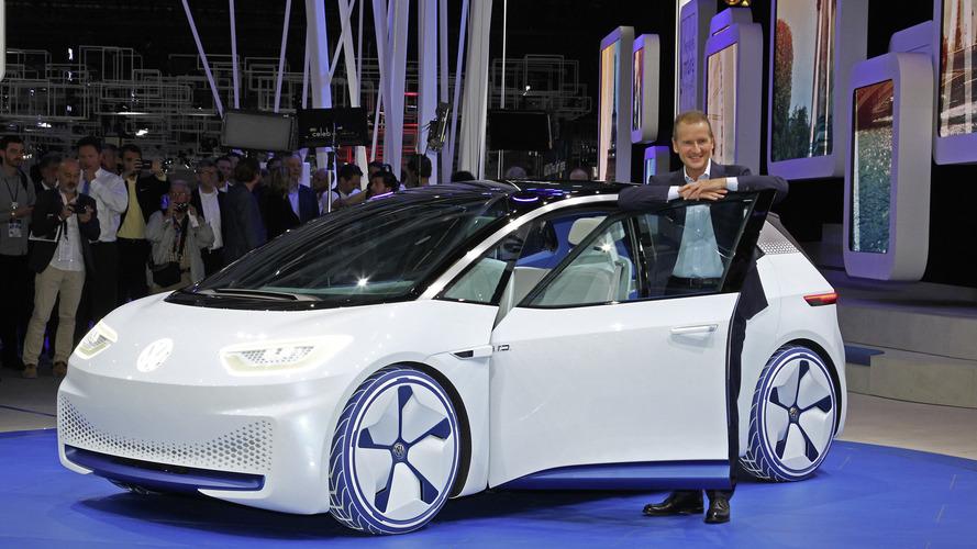 VW pode compartilhar plataforma MEB de carros elétricos com a Ford