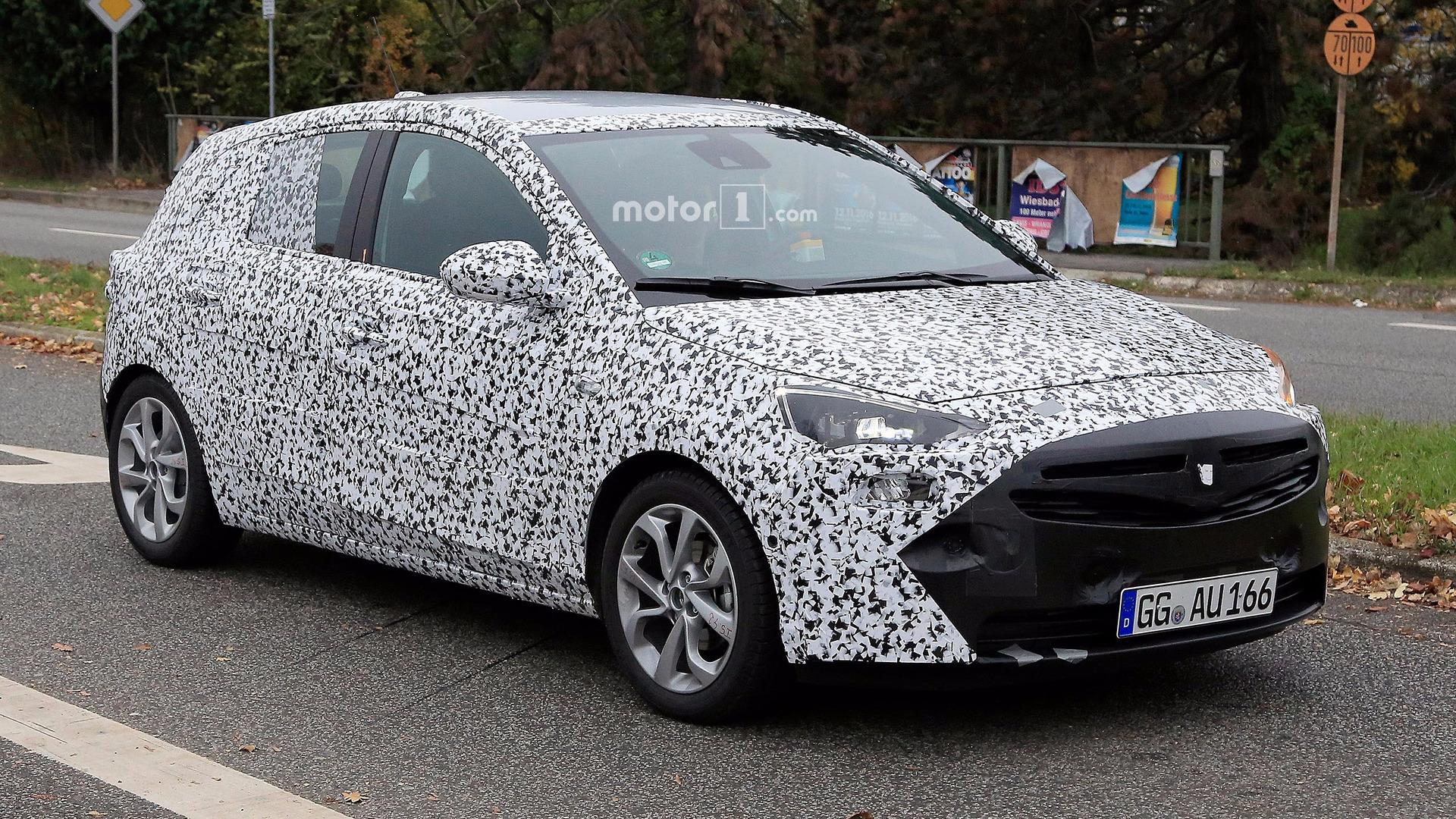 Take A Look Inside The 2019 Opel Corsa Via New Spy Shots