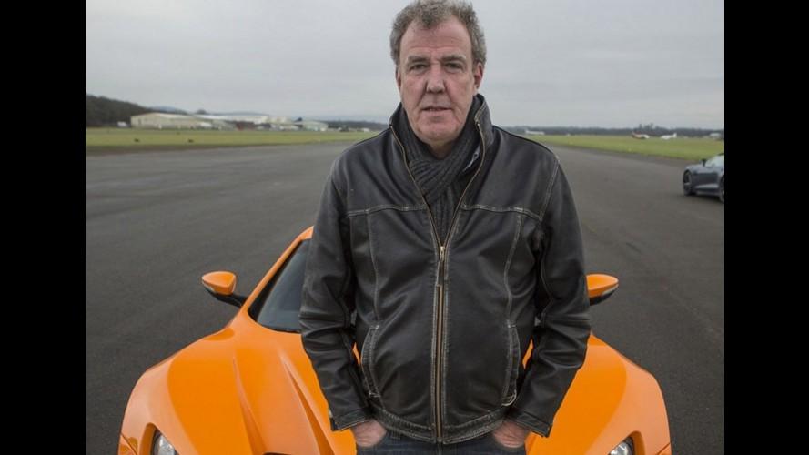 Lista: Jeremy Clarkson escolhe os seus 10 carros favoritos de 2015 e 2016