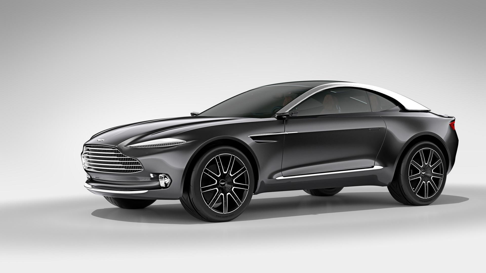 Aston Martin Varekai Suv To Be Powered Only By Gasoline Engine