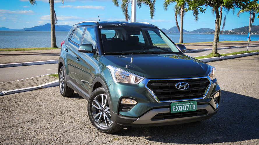 """Hyundai Creta terá promoção """"Weekend"""" com condições especiais"""