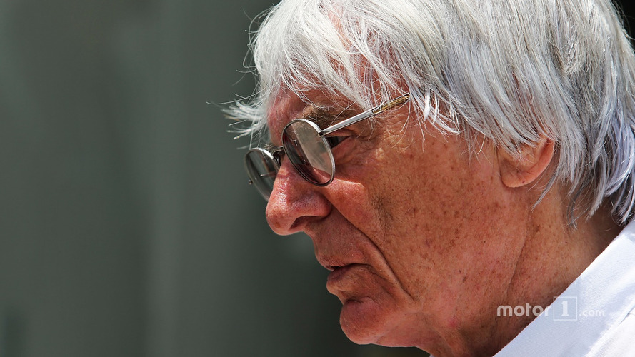 """Ecclestone: New F1 owner wants to """"get rid of my history"""""""