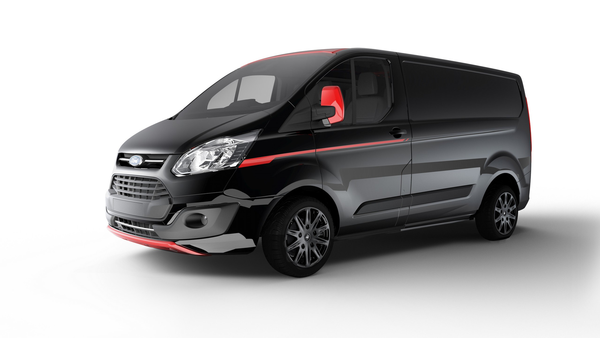 Fords vans in europe just got a lot more fun