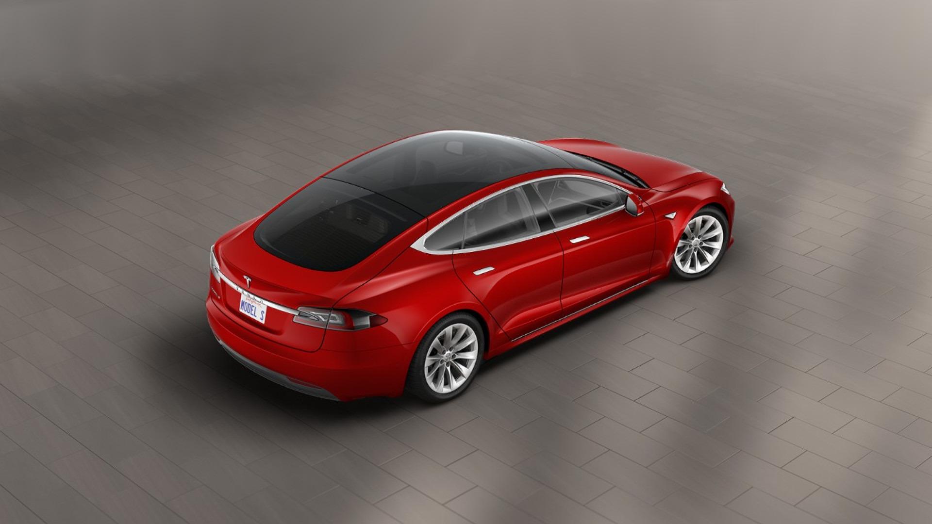 Tesla Model S P90D >> Tesla Discontinues Model S P90d Introduces Glass Roof Option