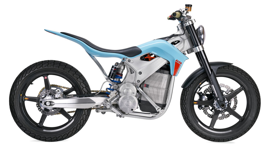 Alta Motors Dirt Tracker concept