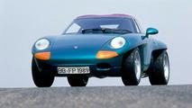 Концепция Porsche Panamericana 1989 года